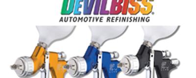 DeVilbiss – Rifinitura di autoveicoli