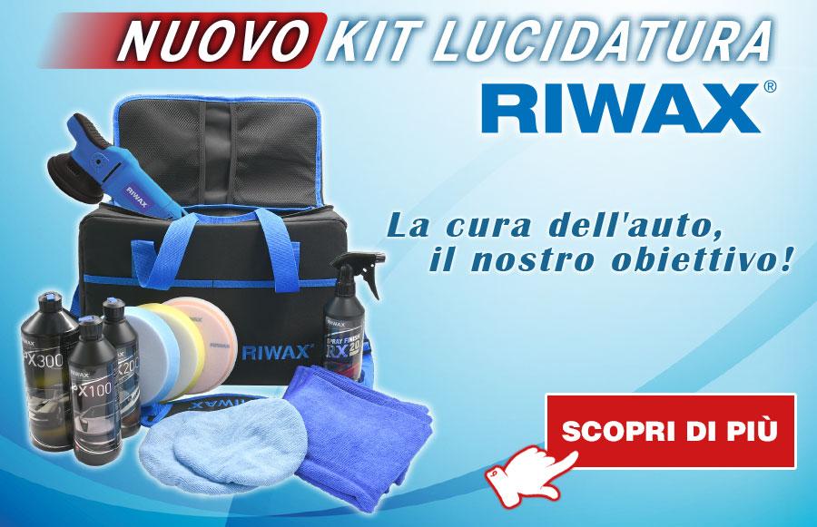 Kit lucidatura Riwax-banner1