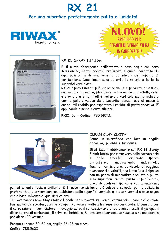 Riwax RX21
